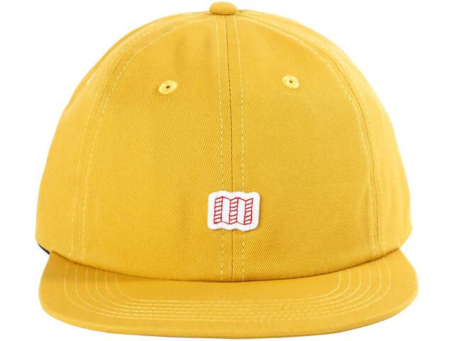 Topo Designs Mini Map Cappello, giallo